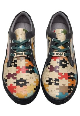 In the Puzzle Cord schoen
