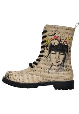 Music on World off Zipsy boots