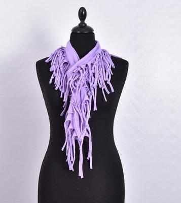 Sjaal lila