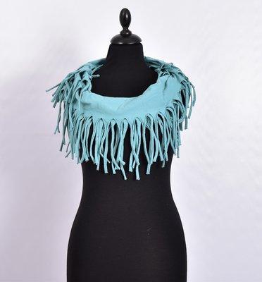 Sjaal antiek groen
