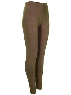 Bruine Super mooie legging Een must have voor iedere garderobe