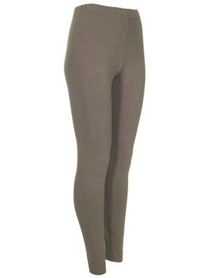 Taupe Super mooie legging Een must have voor iedere garderobe