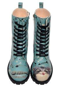 Fishbone Lover Zipsy boots