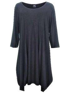 deze foto is lichter gemaakt om de jurk lange tuniek beter te bekijken